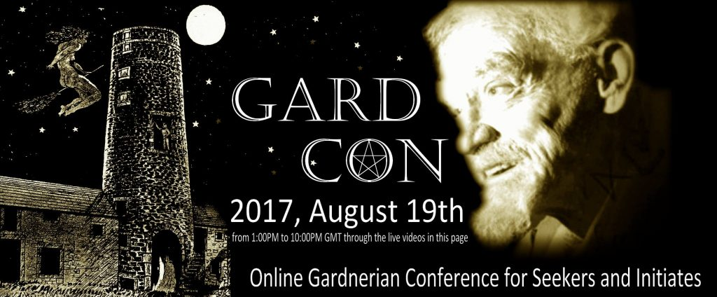 GardCon - Online Gardnerian Conference for Seekers & Initiates
