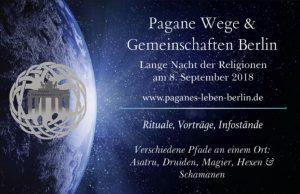 Pagane Wege und Gemeinschaften - Lange Nacht der Religionen @ Familienzentrum Menschenskinder | Berlin | Berlin | Deutschland